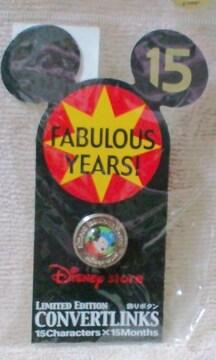 ディズニーストア/ミッキーマウスの飾りボタン�A