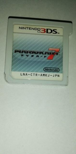 3DS[マリオカート7]ソフトのみ 動作確認済み  < ゲーム本体/ソフトの