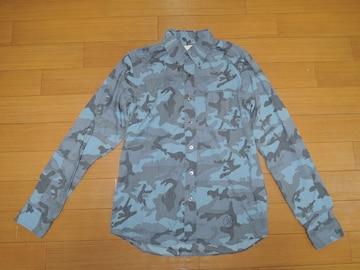 uniform experimen迷彩柄シャツ1SOPHNET.デザイナー着用