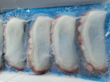 ☆お寿司に** タコスライス 5g×20枚  冷凍