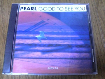 パールCD GOOD TO SEE YOU PEARL田村直美