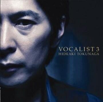 KF 徳永英明 VOCALIST 3 (ヴォーカリスト3) 初回限定版A CD+DVD
