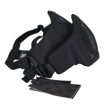 メッシュ フェイス マスク サバゲー装備 コスプレ用 9