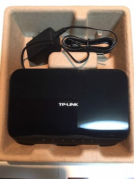■TP-LINK製スイッチングハブ TL-SG1005D