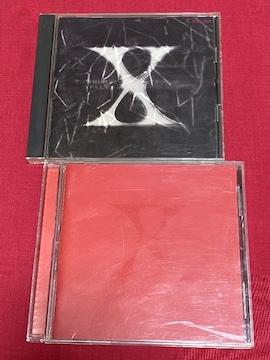 【送料無料】XJAPAN(BEST)CD2枚セット