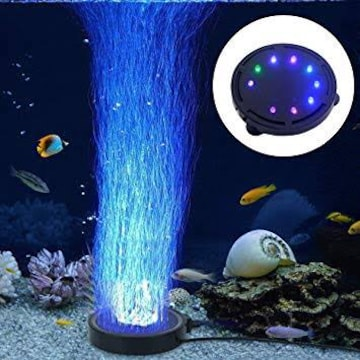 水槽ライト水族館エアストーン ミニ気泡ストーン 水族館空気石