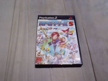 【PS2】RPGツクール5