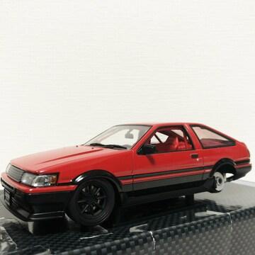 Dism/Toyotaトヨタ Levinレビン AE86 1/24