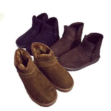 レディース靴 ムートンブーツ ショートブーツ cw-d-56