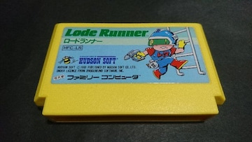 FC ロードランナー (絵柄版) / ファミコン