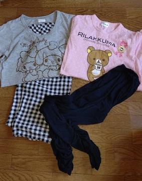 ♀150*可愛いパジャマset*