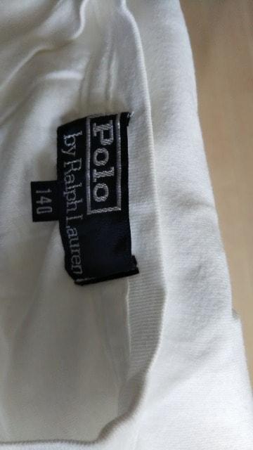 ∞Used∞RALPH LAURENポケットTシャツ∞140�p∞送料込み