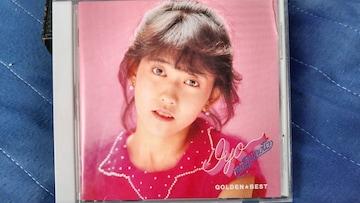 松本伊代 ゴールデンベスト SHM-CD