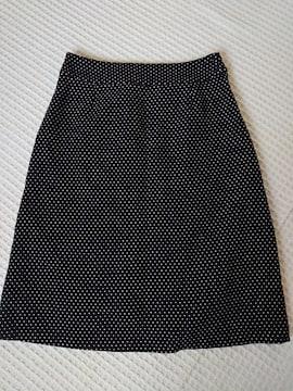 ☆DO!FAMILY黒ドットスカート☆M