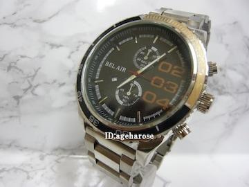 新品  腕時計 クロノグラフ風/ディーゼル好き