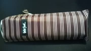 シューズセレクション、超薄型折りたたみ傘新品タグ付き  かさ