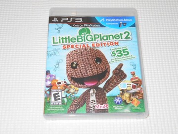 PS3★Little BIG Planet 2 SPECIAL EDITION 海外版