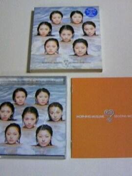 即決 初回限定盤 CD セカンドモーニング モーニング娘。/ モー娘。 アルバム