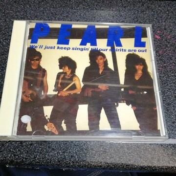 CD「パール(PEARL)/セカンド(SECOND)」田村直美 87年盤