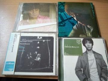 山崎まさよしCDアルバム4枚セット★ONE KNIGHTステレオ2ドミノ