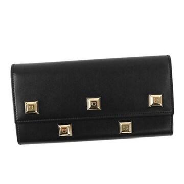 ◆新品本物◆サルヴァトーレフェラガモ 長財布(BK)『22D502』◆