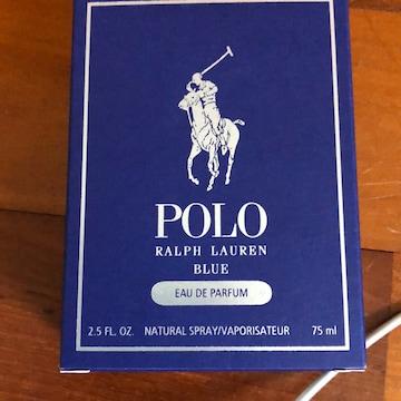 polo Ralph Lauren BLUE ポロラルフローレンブルー 香水