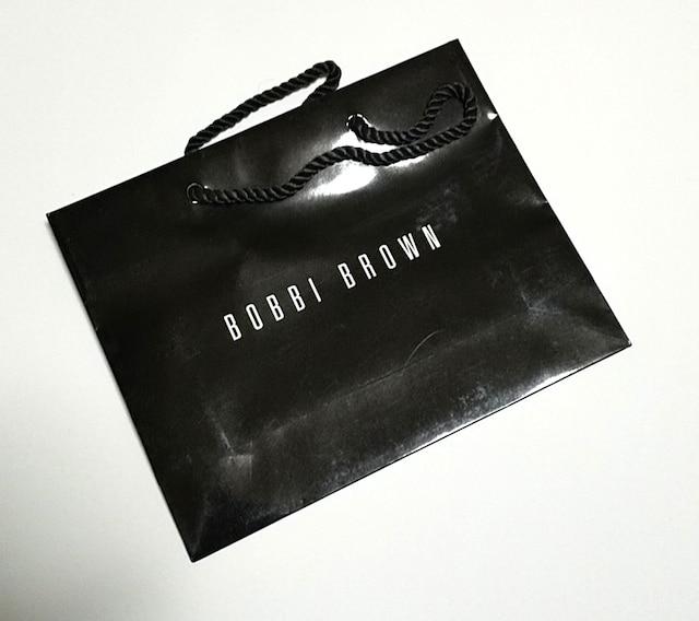 BOBBI BROWN/ボビイブラウン★ギフトBOX&SHOP紙袋&ナチュラル〜 < ブランドの