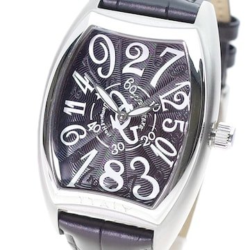 コグ 腕時計 ジャンピングアワー 自動巻き メンズ JH4