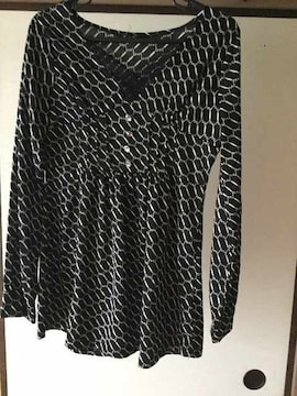 黒の婦人服L