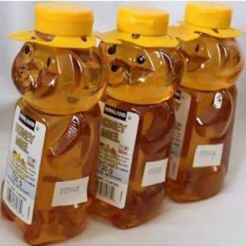 カークランド 100%カナディアンハニー(蜂蜜・はちみつ・ハチミ
