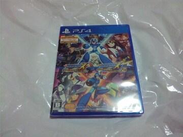 【新品PS4】ロックマンX アニバーサリコレクション1+2