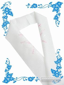 【和の志】夏の洗える着物に◇絽刺繍半衿◇PRSH-76