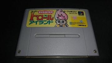 SFC スーパートロールアイランド / スーパーファミコン