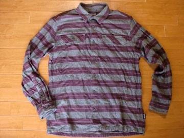 PATAGONIA パタゴニア ネルシャツ Mサイズ