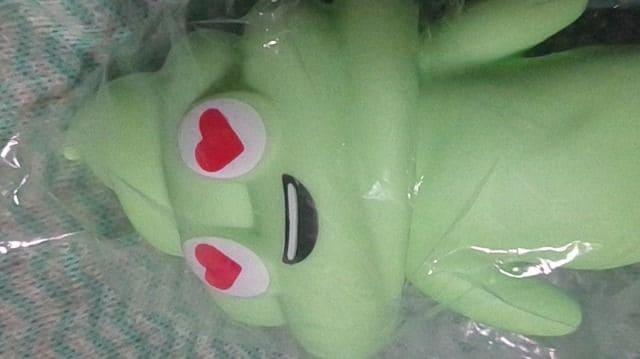 【うんちドール】グリーン < おもちゃの