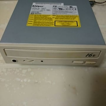 デスクトップPC用 DVDドライブ新品 AOPEN DVD1648