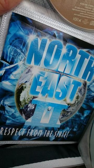 NORTH EAST 2 CD アルバム < CD/DVD/ビデオの