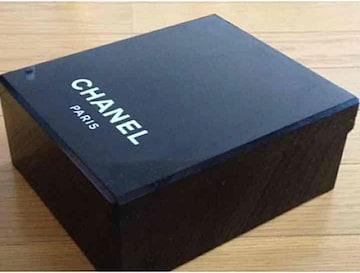 正規 シャネル ミラー付きコスメケース☆希少 化粧品購入にて