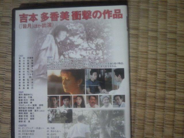 樹の上の草魚 吉本多香美 < CD/DVD/ビデオの