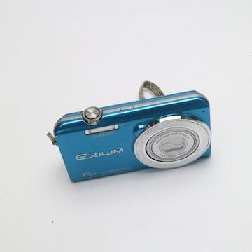 ●安心保証●美品●EX-ZS25 EXILIM ブルー●