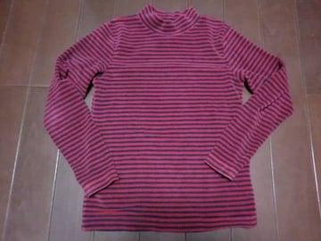 150�p ジュニア子供用 フリースシャツ �F