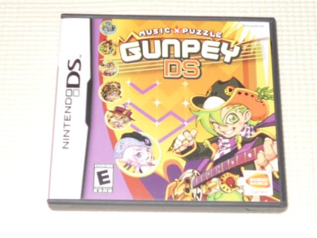 DS★GUNPEY DS 海外版(国内本体動作可能)  < ゲーム本体/ソフトの