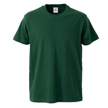 4.0オンス プロモーション Tシャツ アイビーグリーン Lサイズ