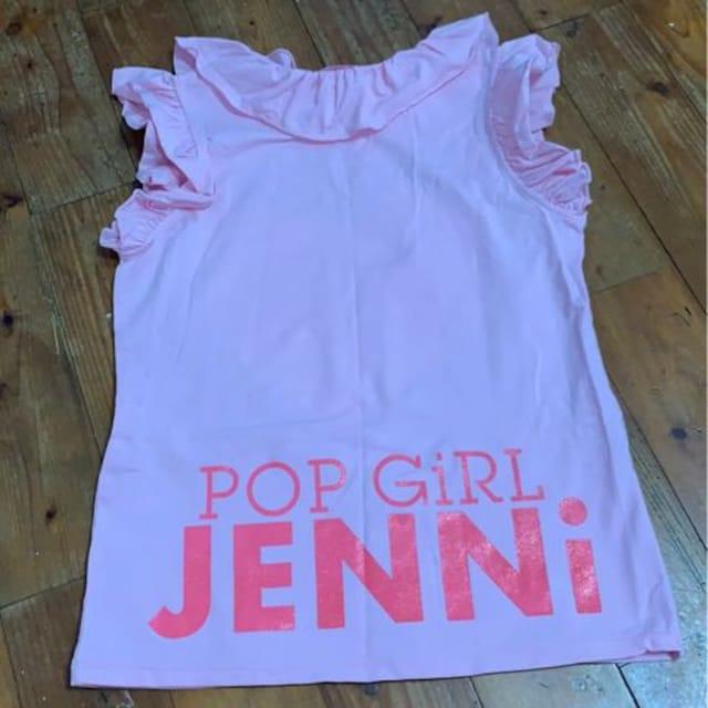 Jenni ピンクシャツ 150 新品同様 < ブランドの