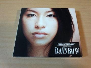 福原美穂CD「RAINBOW」DVD付初回生産限定盤●