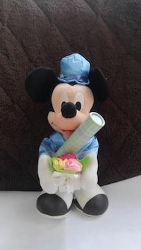 NTT ディズニーぬいぐるみ電報 《ミッキーマウス》