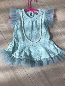 BabyDoll 5女の子ベビ ハーフバースデー初誕生お祝い結婚式など