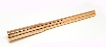 正規ブルガリボールペン金属製メタルピンクゴールト