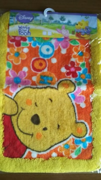 新品・ディズニー・Pooh・バスマット