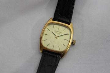 ☆LONGINE☆ロンジン レディース 手巻き腕時計 アンティーク